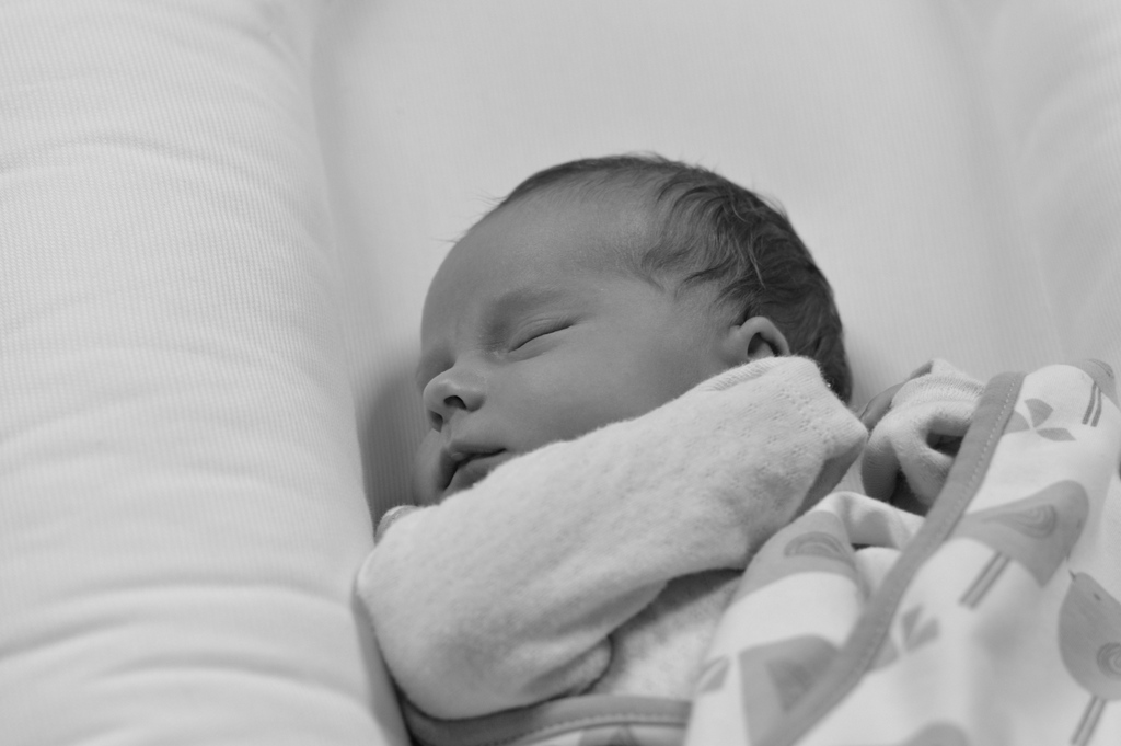 Introducing Our Beautiful Baby Girl.