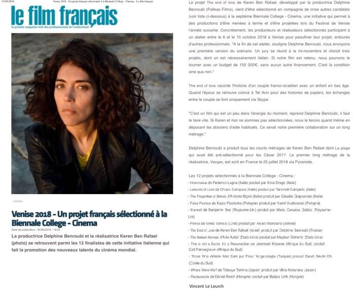 FILM FRANCAIS 1