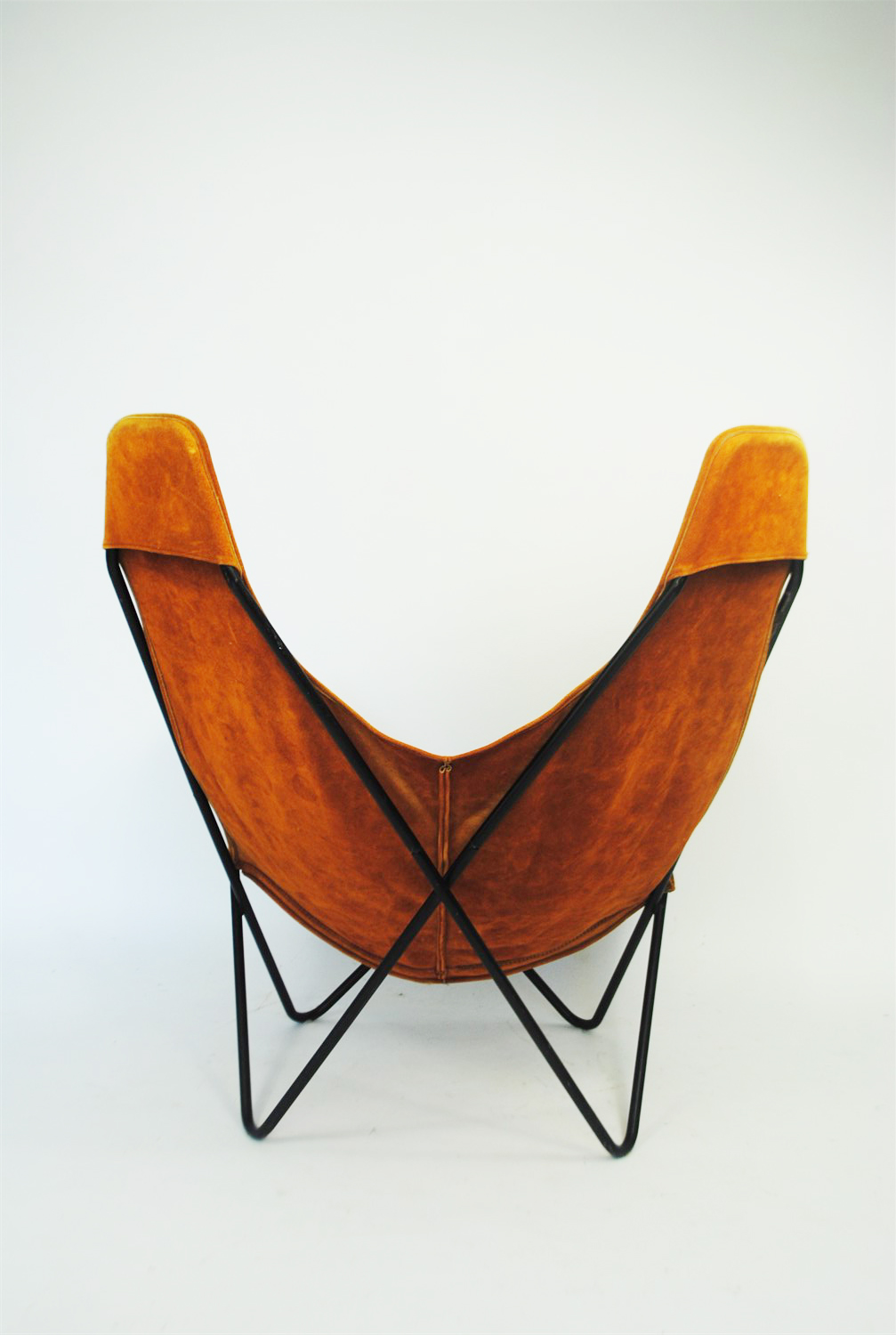 Butterfly Chair Knoll Hardoy Butterfly Chair Palissander Palissander