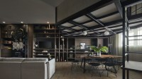 New York Loft  Palladio Interiors