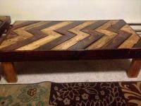 DIY Pallet Coffee Table - End Table | Pallet Furniture Plans