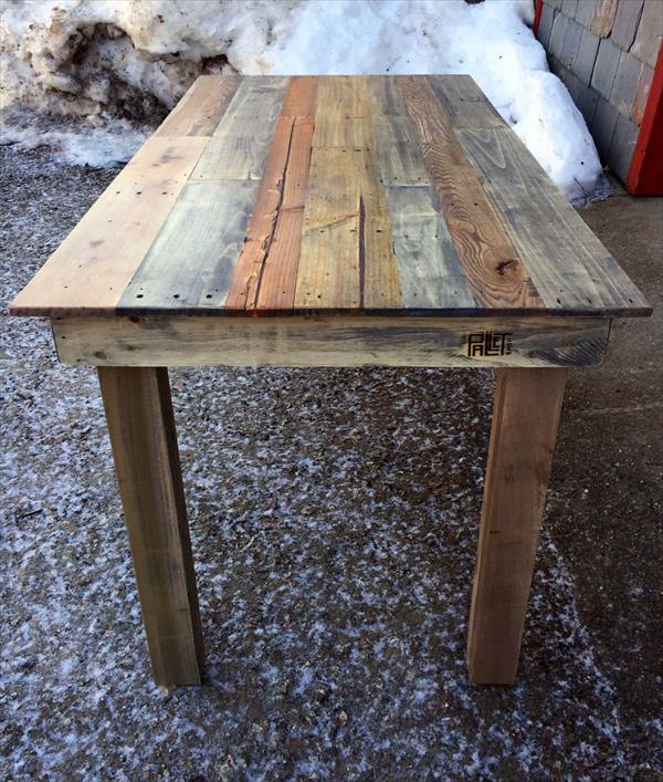 recycled wood pallet kitchen table pallet furniture plans modern wooden kitchen furniture