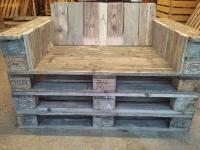 Pallets Chair Seat | Pallet Furniture Plans