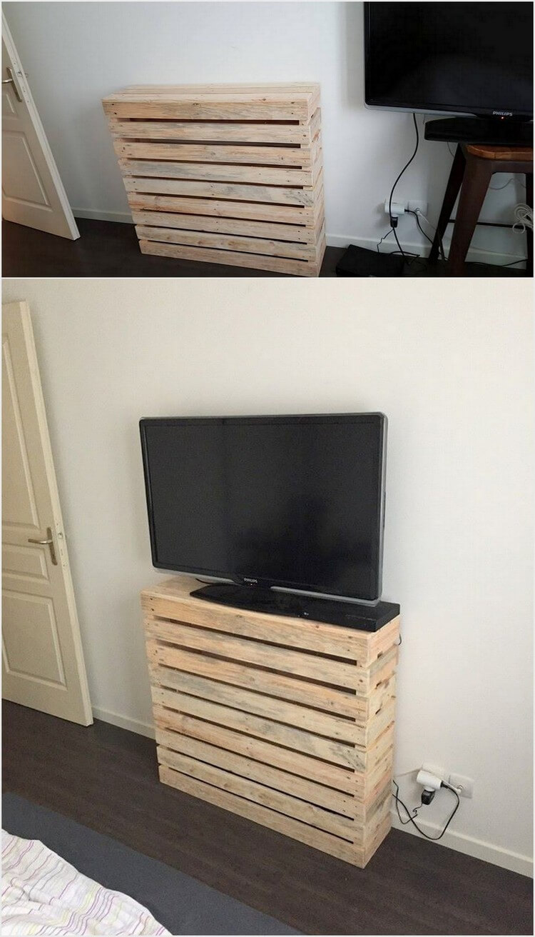 Meuble Tv Made In Design Inspiring Diy Ideas With Old Wood Pallets | Pallet Wood