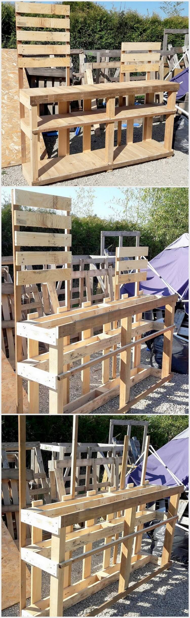 Paletten Jonny Möbel Aus Europaletten Easy And Inexpensive Projects For Wooden Pallet Reusing
