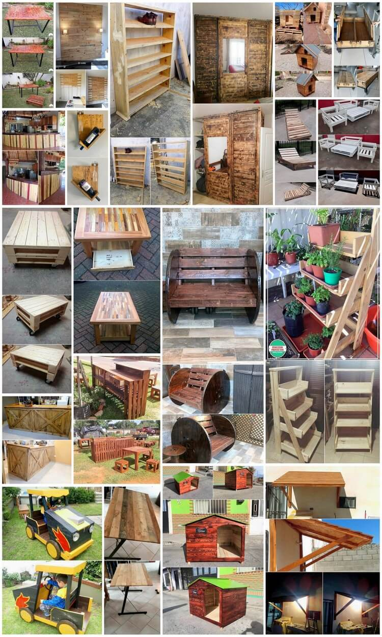 Astounding Diy Wood Pallet Recreation Ideas Pallet Wood Projects