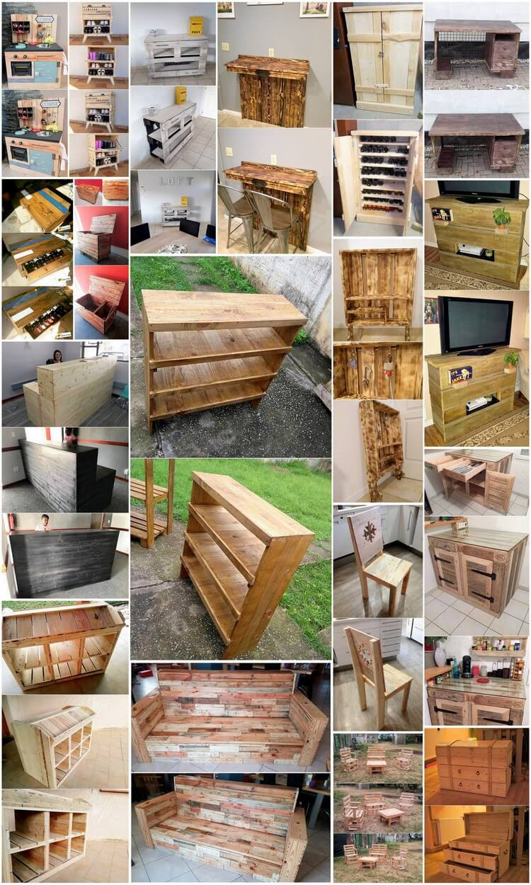Astounding Wood Pallet Recycling Ideas Pallet Wood Projects