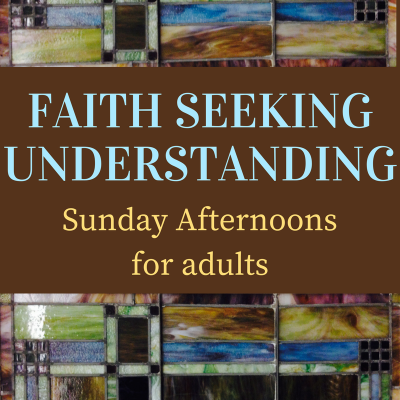 """faith seeking understanding Trinity wishes to become a """"multi-ethnic community,"""" and this forum is part of a journey toward being a multi-ethnic church, a journey that we understand will take us well into the future that humans are made in the image of god abolishes any oppressive distinction based on skin color in this forum, trinity seeks to discuss."""