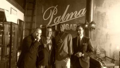 Denver cigar shop and bar