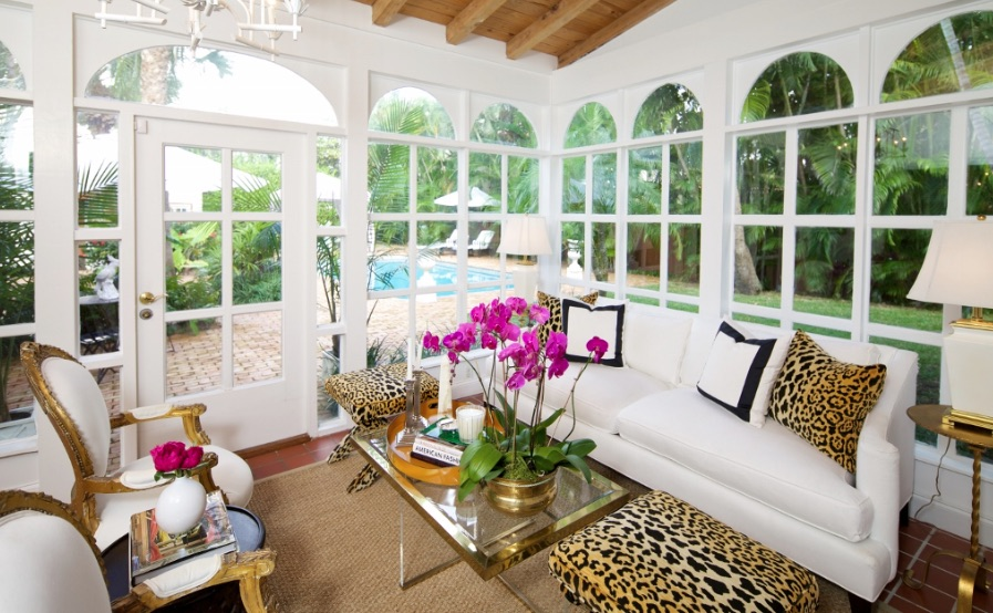 Luxe Sofa Palm Beach Home Style: 5 Tips From Luxe Report Designs