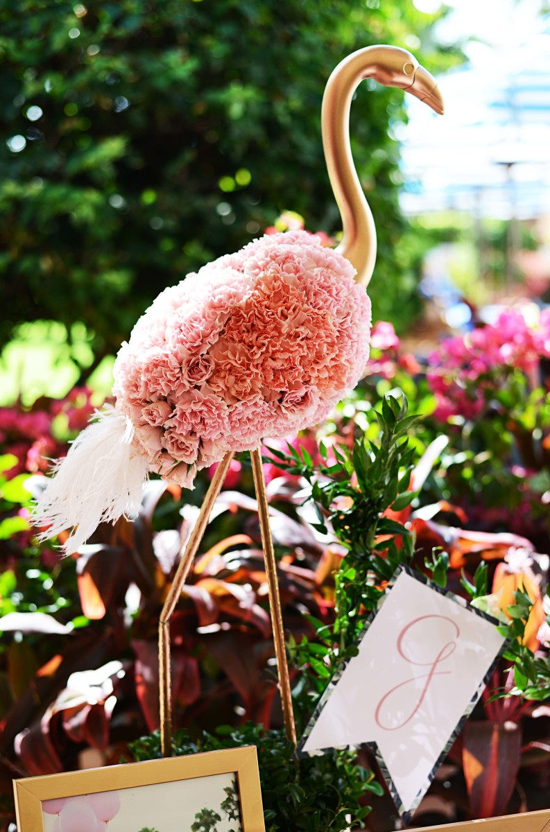 Baby Lifestyle Blog Beth 39;s Flamingo Inspired Baby Shower Palm Beach Lately