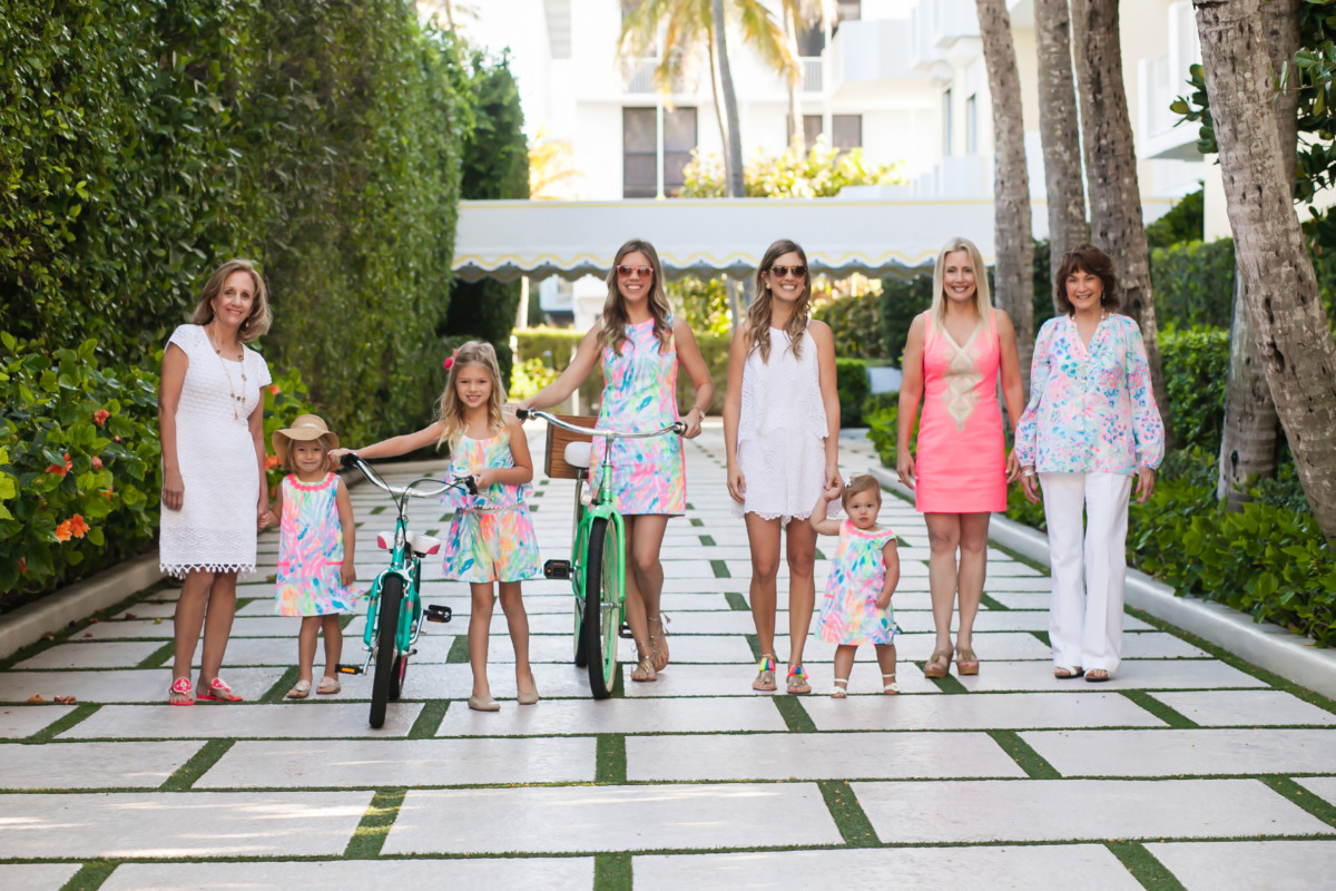 Little Kitchen Island Mother's Day In Lilly Pulitzer | Palm Beach Lately