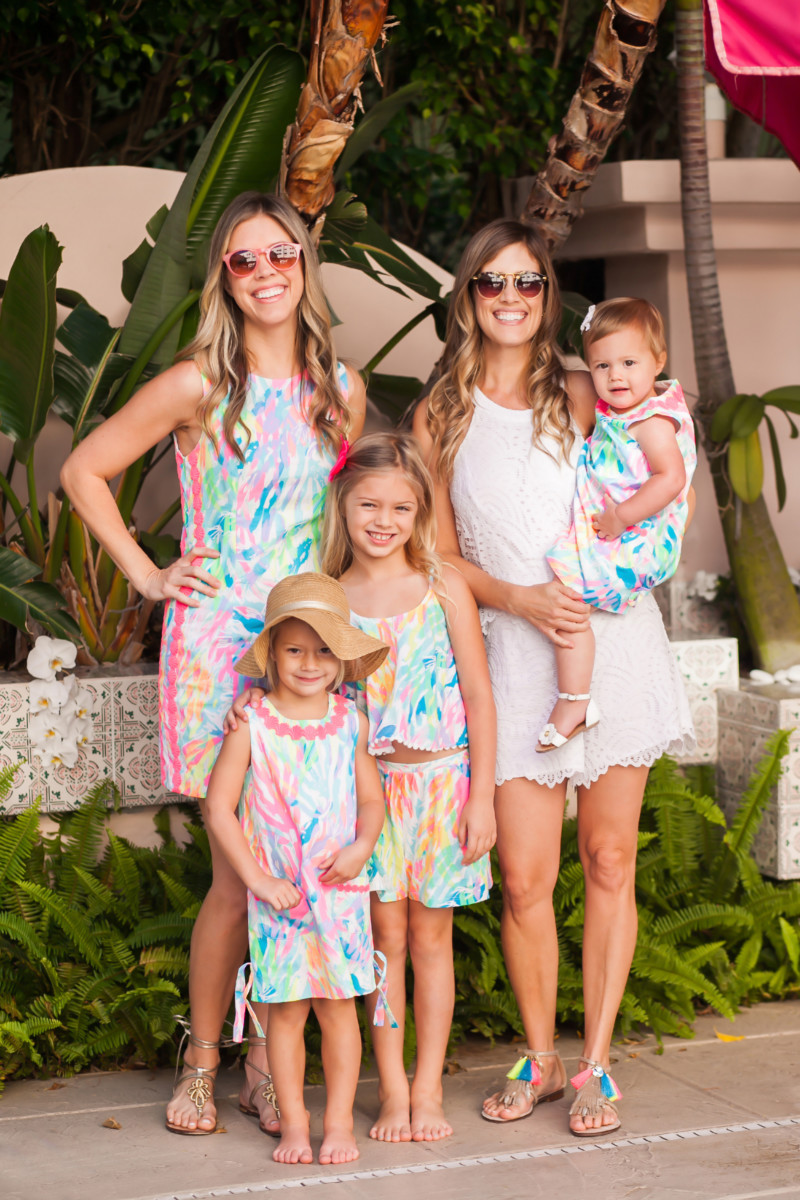 Kitchen Island Mother's Day In Lilly Pulitzer | Palm Beach Lately