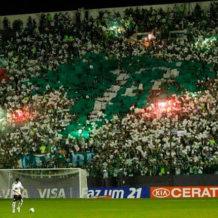 Palmeiras joga em Rondônia na estreia da Copa do Brasil