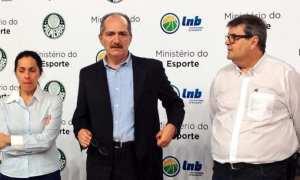 """Palmeiras quer levar NBA para Arena em 2015: """"O primeiro contato foi feito"""""""