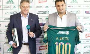 Com Mattos, Palmeiras briga por três prêmios de gestão e marketing