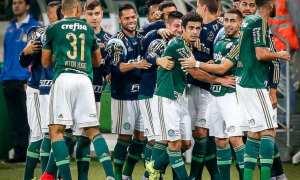 Palmeiras levanta audiência da Copa do Brasil em SP