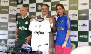 Dona da Crefisa ataca amadorismo no Palmeiras, mas recua sobre saída