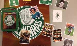 Com fotos do Mundial, álbum do Palmeiras vira febre e triplica vendas de produtora