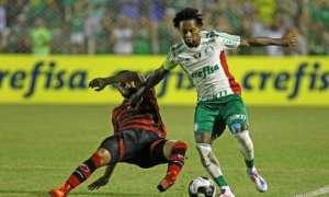 Palmeiras joga mal e fica apenas no empate com o Oeste em Rio Preto