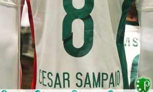 César Sampaio participa de inauguração de mais uma Academia Store