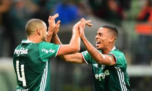 Palmeiras vence bem o Flu em casa e se recupera de tropeço no Brasileiro