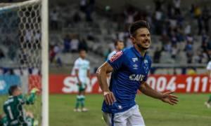 Palmeiras toma virada do Cruzeiro e pode perder liderança para o Inter