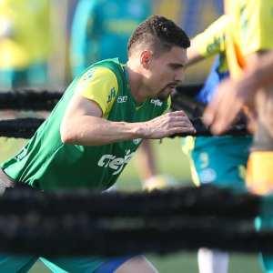 Cuca aceita suspensão e conta com Moisés para enfrentar o Botafogo