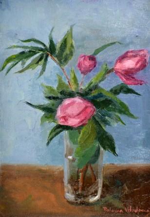 'Bouquet de rosas II'