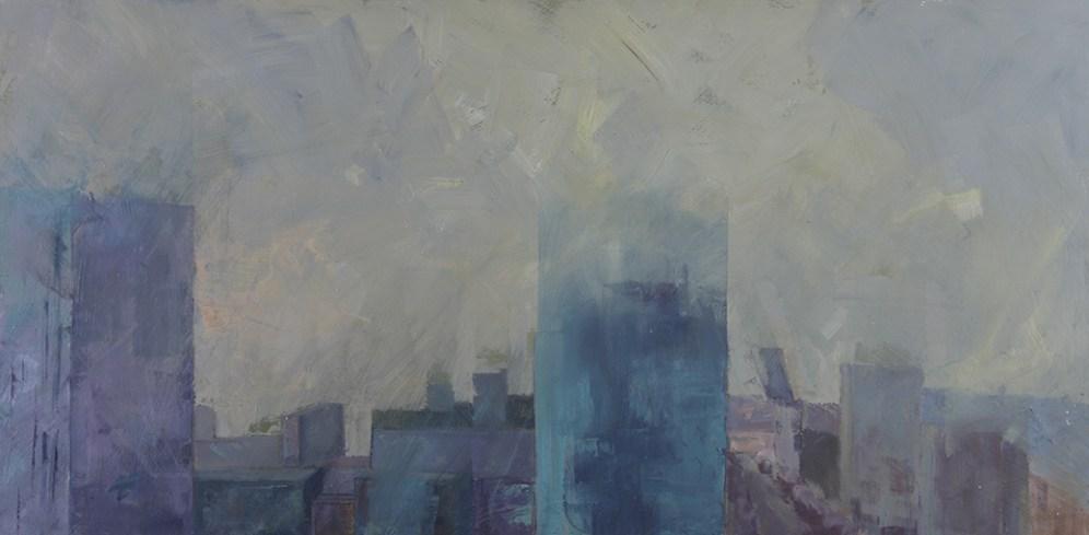 'Ciudad en niebla'