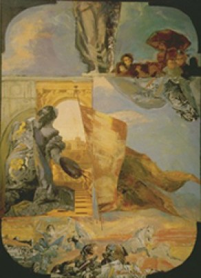 'Homenaje a Tiepolo'