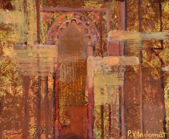 'Puerta dorada II'
