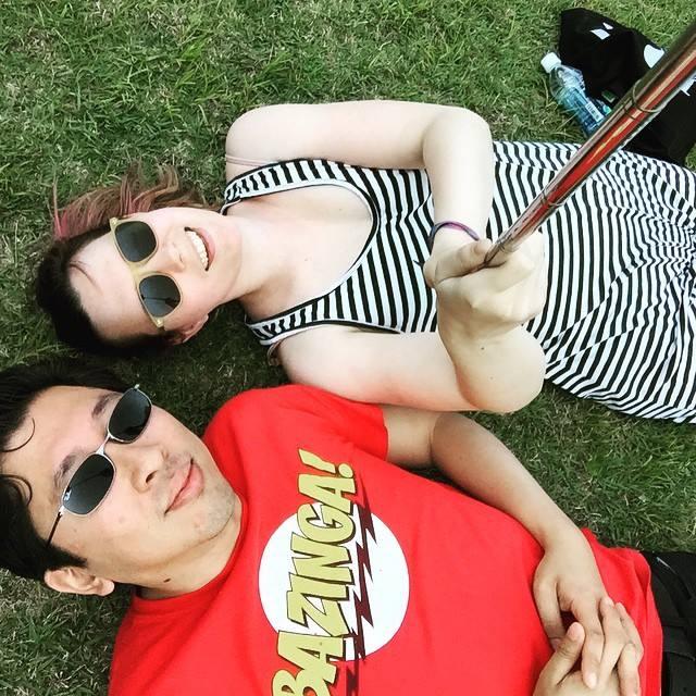 Yoyogi Park Selfie