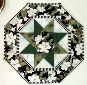 Magnolia Twisting Star 24 diameter