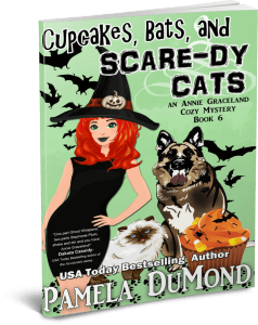 Book Cover for Cupcakes, Bats and Scare-dy Cats