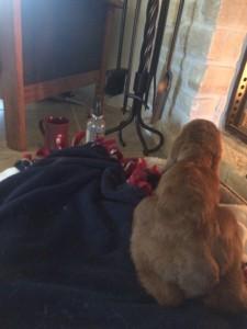 peyton sitting vigil on von miller