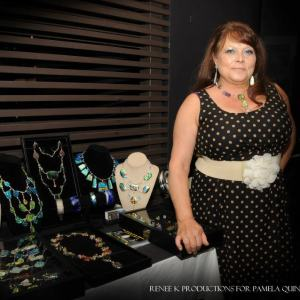 Event featuring jewelery designer Mary Henneberg