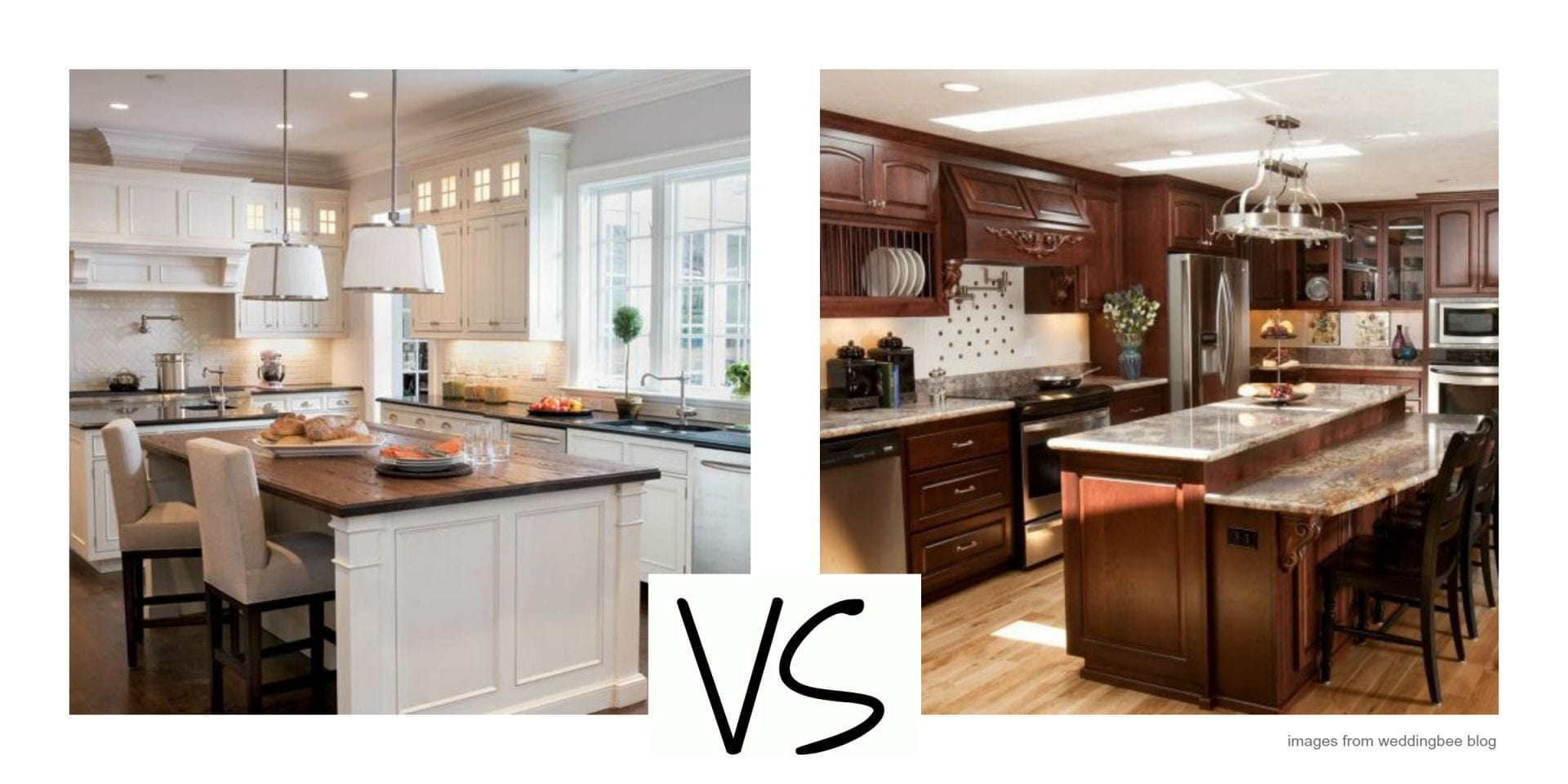 Photos Of White Kitchen Cabinets White Versus Wood Where Are Kitchen Cabinets Headed Pamela