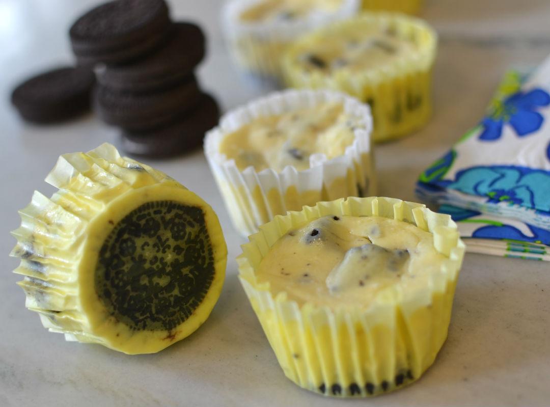 Gluten Free Cheesecake Muffins
