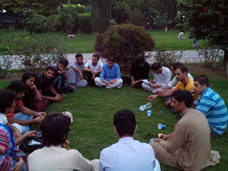 Youth decide to launch a movement for release of Baba Jan and companions