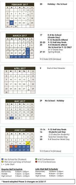 Pamplin Media Group - Snow days make changes to Molalla school calendars