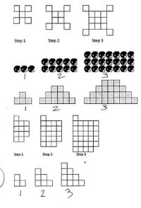 Counting Number worksheets  Sequences Worksheets Pdf ...