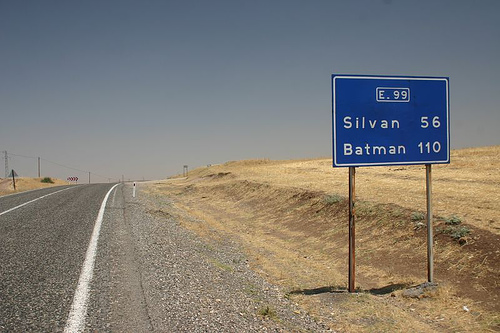 batman road