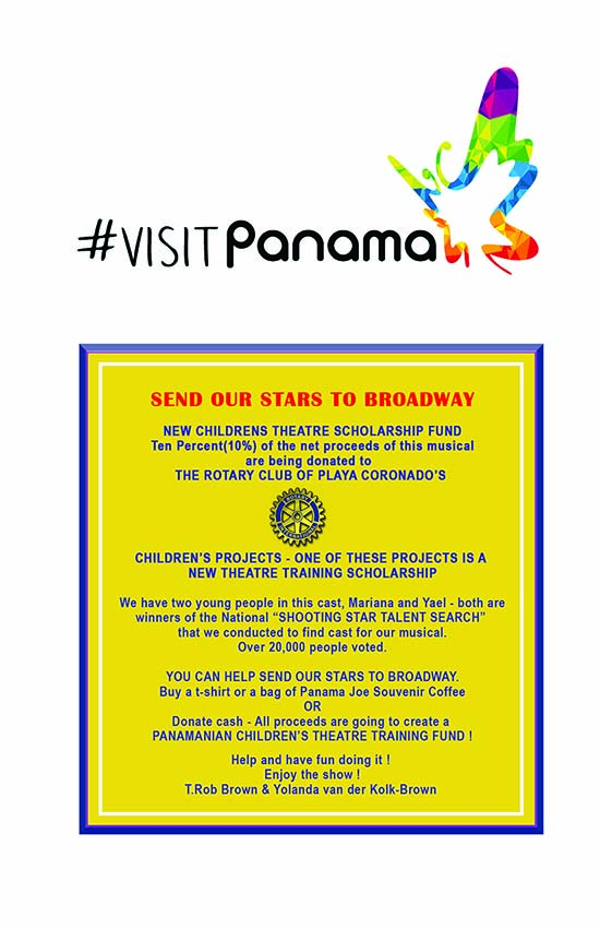 PROGRAM \u2013 Panamá The Musical - Panama the Musical