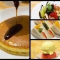 赤坂フルフルのホットケーキ