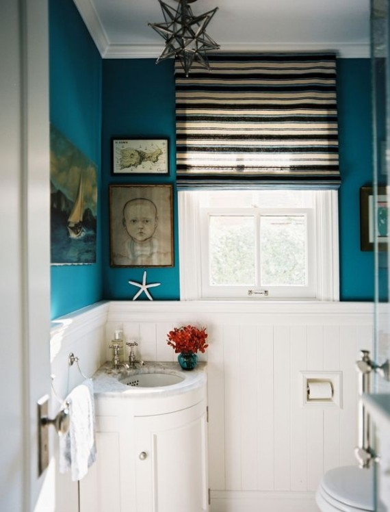 Lonny bathroom