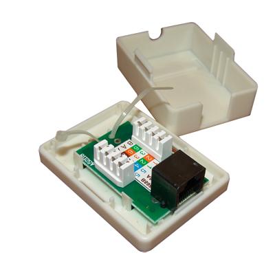 Cat 5 Wiring Box - Wiring Diagram Progresif
