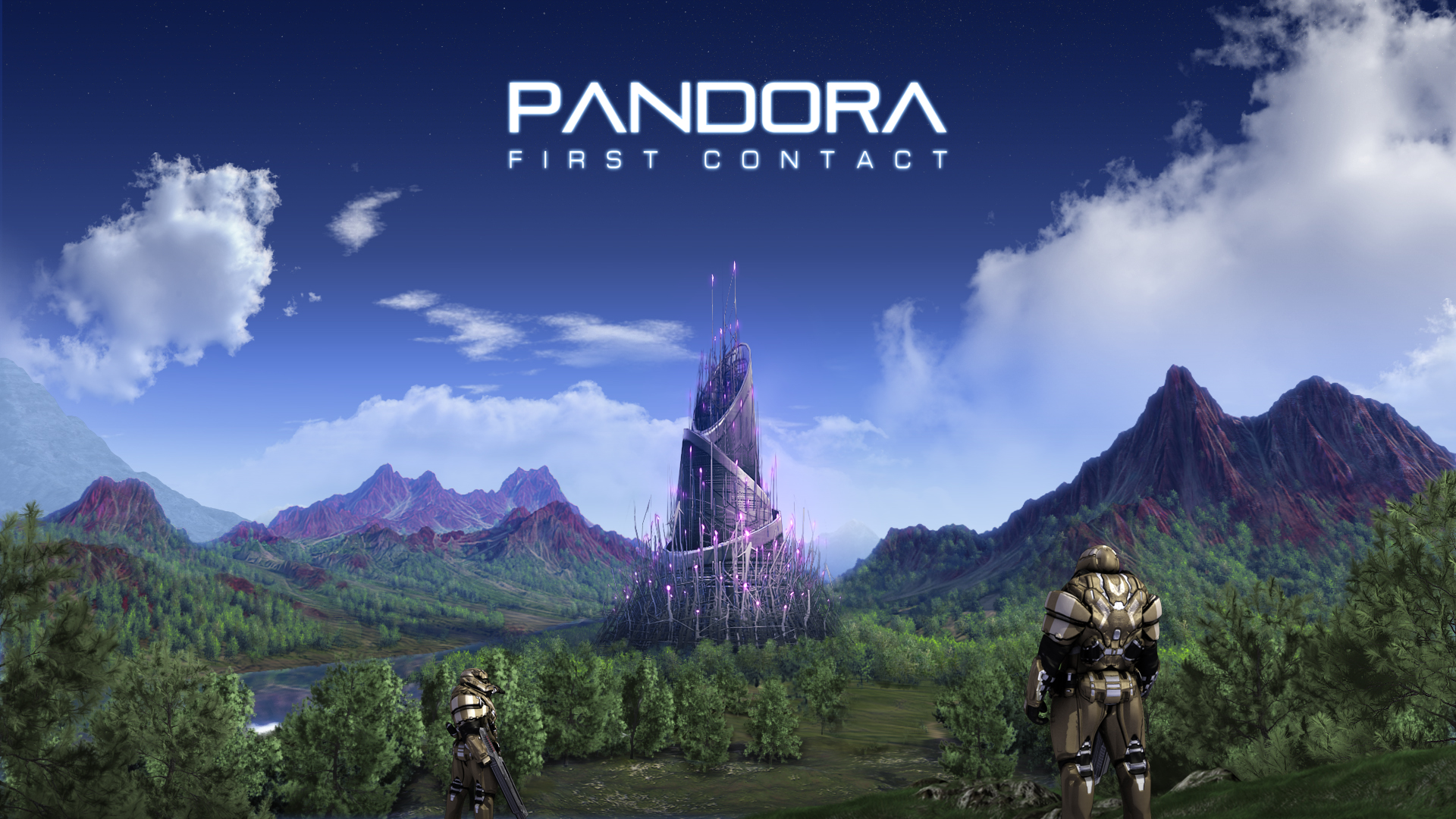 Earth 3d Live Wallpaper Mac Pandora First Contact Sci Fi 4x Strategy Game Official