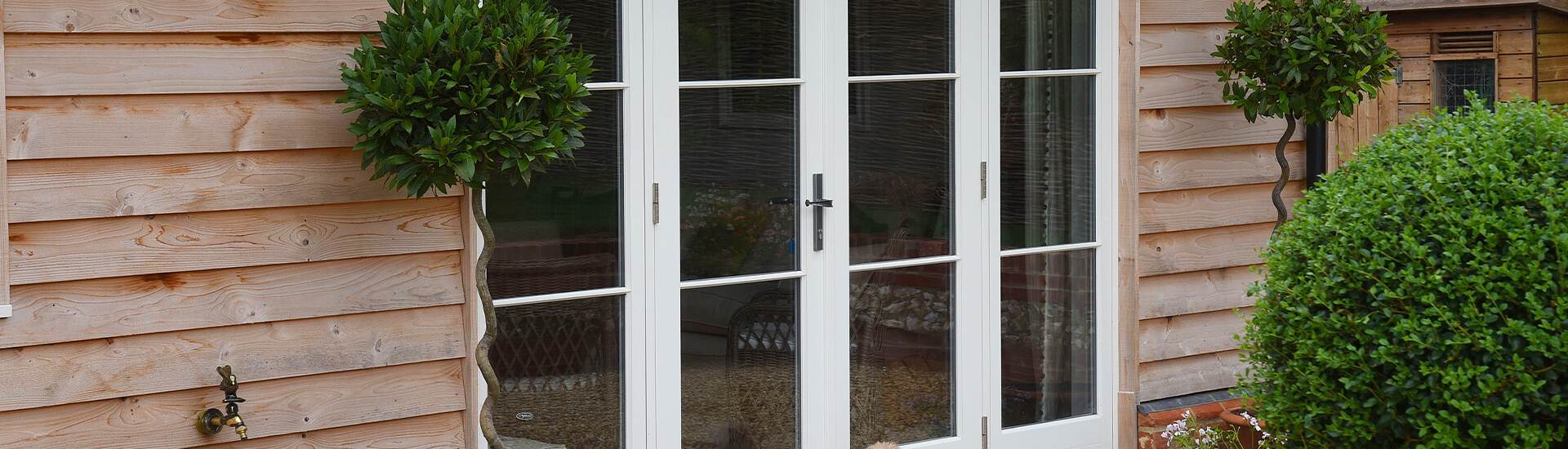 Timber Glass Doors Timber French Doors In Surrey West London P P Glass