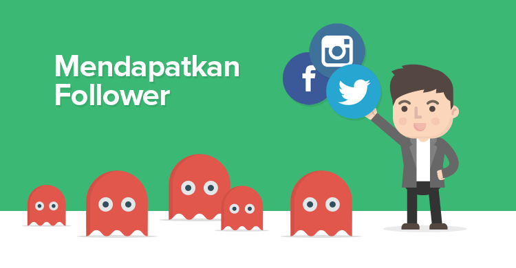 Mendapatkan Followers